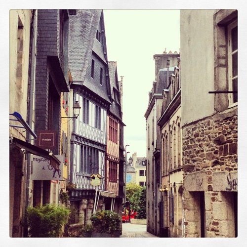 Quimper in Brittany