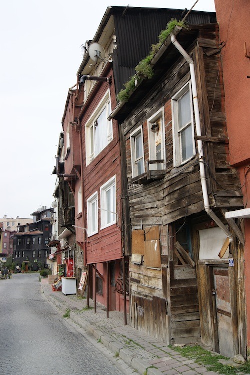 The back streets of Sultanahmet