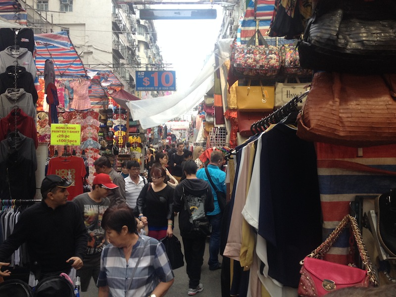 The bonkers markets of Kowloon