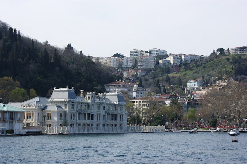 Views of Istanbul's suburbs