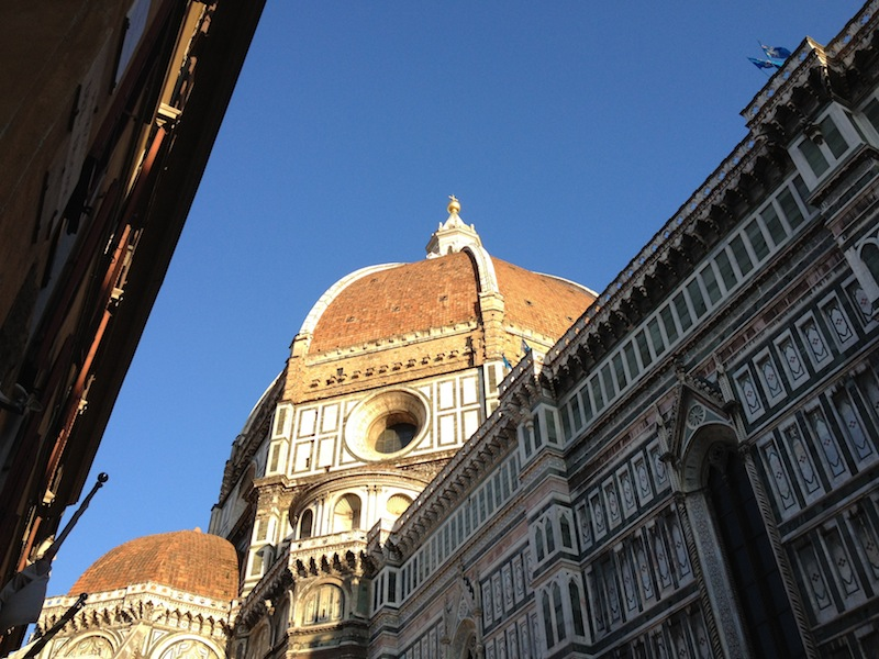 The mighty Duomo