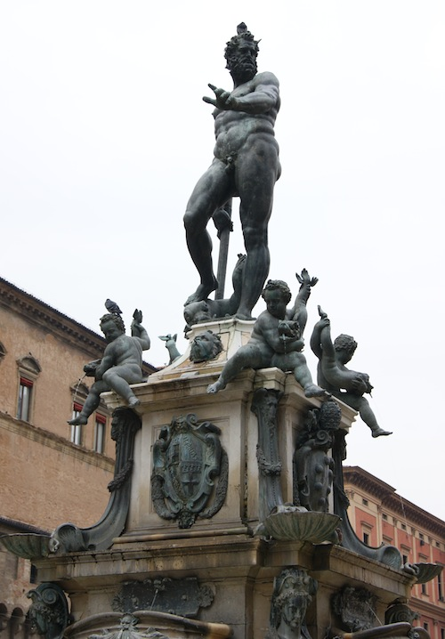 Neptune and his fountain