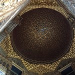 The dome in the Hall of the Amabassadors