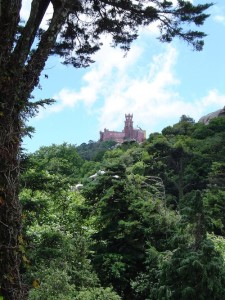 One of Sintra's handsome homes