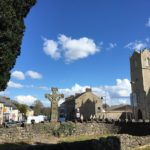 Donaghmore from its oldest graveyard