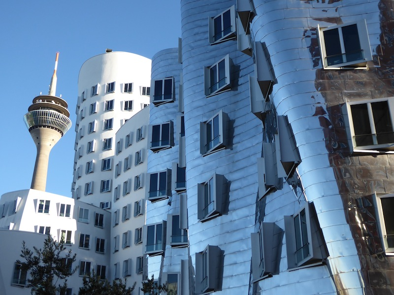Frank Gehry's architecture