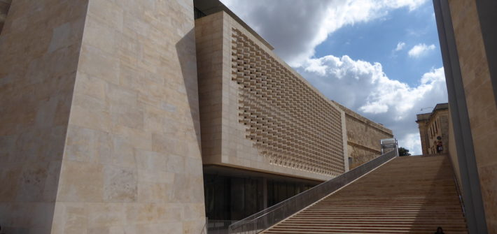 Malta's new Parliament