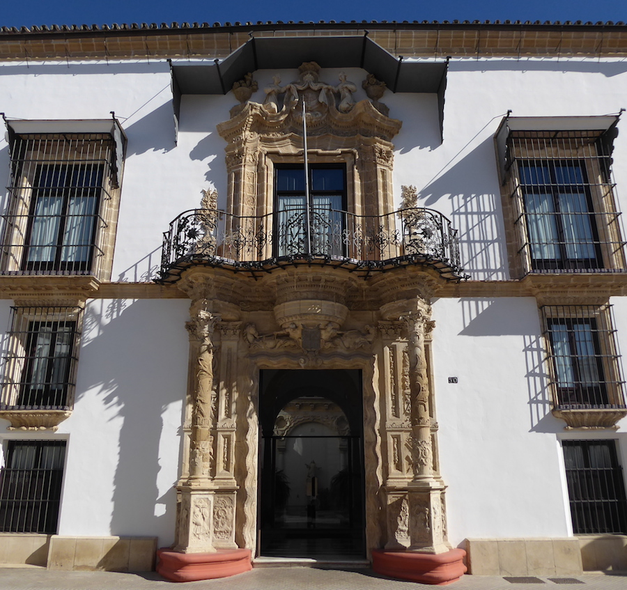 The baroque of Jerez architecture