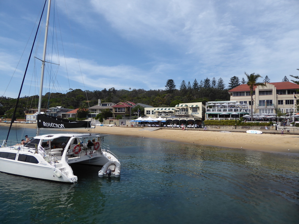 Another view of Watsons Bay